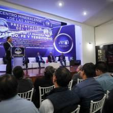 """Presenta municipio, libro """"Mineral de la Reforma trabajo, fe y territorio"""", 5"""