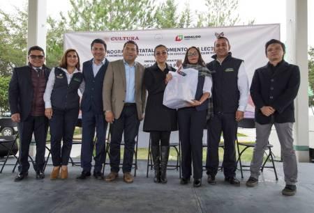 Promueven círculos de lectura en Colegios de Bachilleres del Estado de Hidalgo1