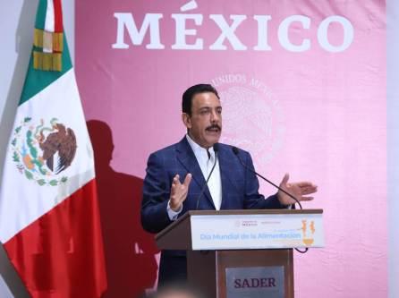 Ratifica Hidalgo frente común con FAO y Gobierno Federal para combatir el hambre5