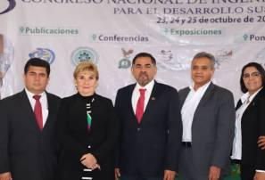 Realiza ITSOEH 5to Congreso Nacional de Ingeniería y Tecnologías para el Desarrollo Sustentable1