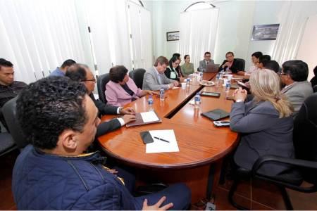Realiza SEPH reunión del Comité de Posgrados en el Espacio Común de Educación Superior
