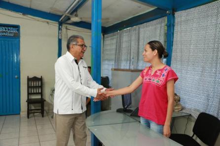 Realiza titular de SEPH visita de supervisión a Servicios Regionales y Secundaria General Héroe Antonio Reyes de Huejutla5