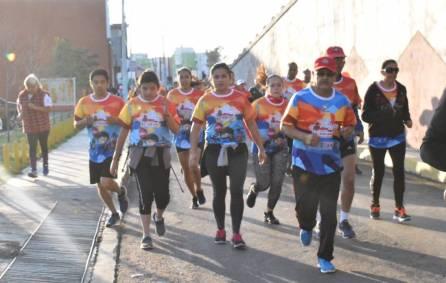 Realizan con gran éxito la carrera de la Feria San Francisco Pachuca Hidalgo 2019 4