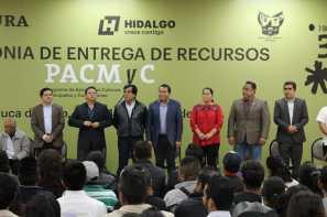 Refuerza Gobierno de Hidalgo apoyo a Culturas Municipales y Comunitarias
