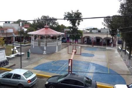 Rehabilitarán la plaza principal de Tolcayuca