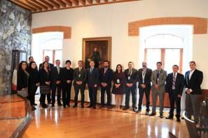 Rinde cuentas Autónoma de Hidalgo ante ASF y ASEH