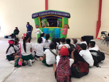 San Salvador recibió última fecha de la Campaña de Sedentarismo 2019-2
