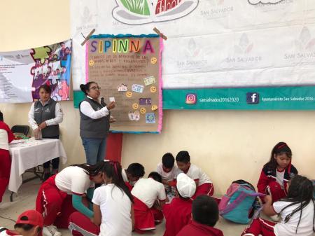 San Salvador recibió última fecha de la Campaña de Sedentarismo 2019