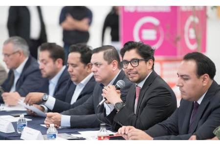 Se reúnen Gobiernos Federal, de Hidalgo y Edomex para evaluar y discutir proyectos coordinados de movilidad y conectividad2.jpg