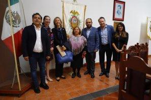 Se suma Embajada de Italia y Consejo Internacional a Proyecto Sincrotrón Mexicano5