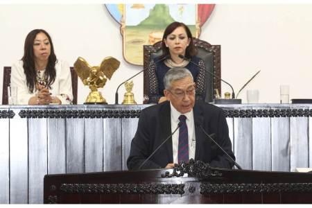 Secretaría de Gobierno siempre tendrá las puertas abiertas, Simón Vargas Aguilar2