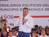 Sergio Baños, nuevo dirigente del PRI en Pachuca5