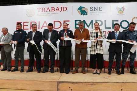STPSH realiza su novena Feria de Empleo
