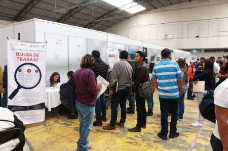 STPSH realiza su novena Feria de Empleo2