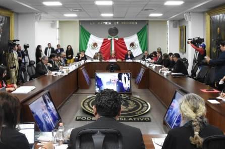 Titular de la Secretaría de Cultura compareció ante diputados del Congreso de Hidalgo4
