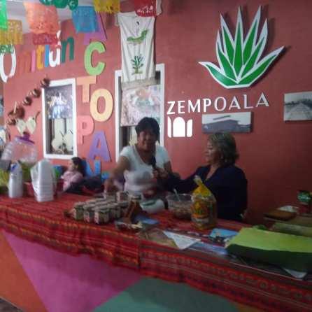 zempoala en la feria san francisco 2019
