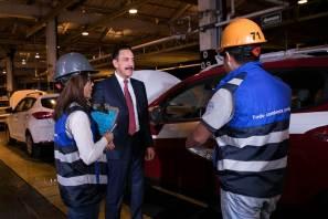 Anuncia Fayad nuevas inversiones por casi 2,500 mdp; Generarán más de 2,700 nuevos empleos