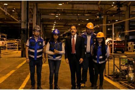 Anuncia Fayad nuevas inversiones por casi 2,500 mdp; Generarán más de 2,700 nuevos empleos4