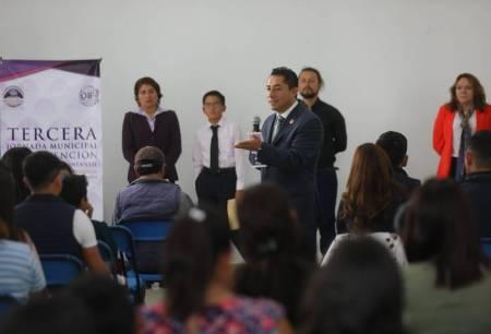 """Arranca DIF de Mineral de la Reforma, Tercera Jornada Municipal de Prevención del Abuso Sexual Infantil """"Infórmate, Protégete y Denuncia"""" 2"""