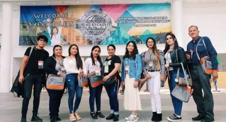 Asiste UAEH a congreso MEXTESOL