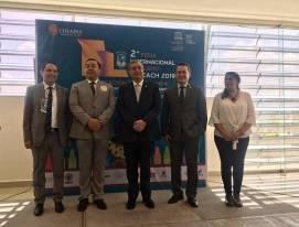 Autónoma de Hidalgo presente en FIL-UNICACH 2019-1