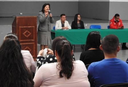 Celebran 1ª sesión de trabajo del Consejo Municipal de Participación Social en la Educación en Tolcayuca1