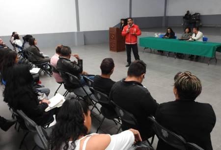 Celebran 1ª sesión de trabajo del Consejo Municipal de Participación Social en la Educación en Tolcayuca2