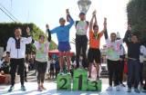 Con gran entusiasmo se llevó a cabo la quinta fecha del tercer serial atlético Dejando Huella en Hidalgo2