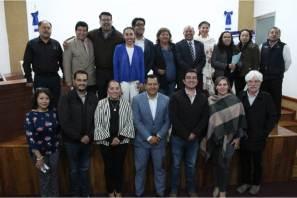 Concluyen comparecencias de secretarios municipales en Mineral de la Reforma