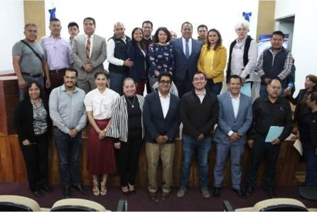 Concluyen comparecencias de secretarios municipales en Mineral de la Reforma4