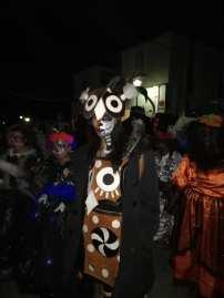 Concurso y desfile de catrinas y catrines en Zempoala21