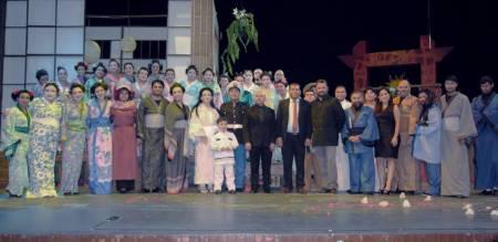 El Teatro Hidalgo vibra con Ópera 2
