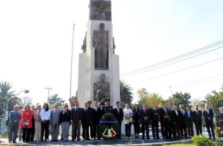 Encabeza el titular de la SEPPE conmemoración del 109 Aniversario de la Revolución Mexicana2