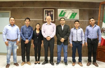 Estudiantes de la UTHH obtuvieron el tercer lugar en el Reto Internacional Labsag 2019-4