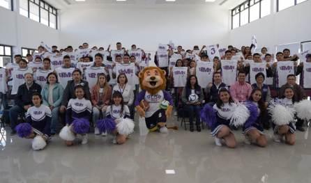 Estudiantes UPMH listos para el Encuentro Regional Deportivo Y Cultural Interpoltécnicos 2019-2