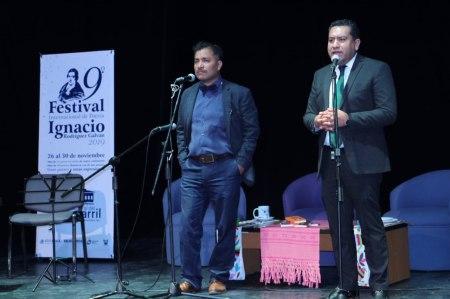 Festival Internacional de Poesía une talentos hidalguenses e internacionales