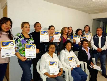 IMM de Mineral de la Reforma capacita a mujeres en primeros auxilios del Fraccionamiento San Fernando1