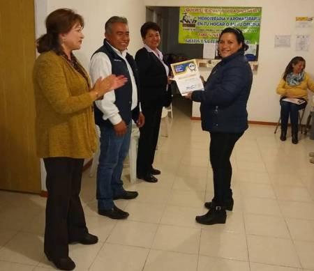 IMM de Mineral de la Reforma capacita a mujeres en primeros auxilios del Fraccionamiento San Fernando2