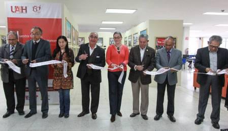 Inaugura UAEH exposición itinerante 2