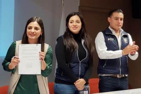 """INHIDE presentó la convocatoria del Premio al Mérito Deportivo 2019 """"María Fassi """".jpg"""