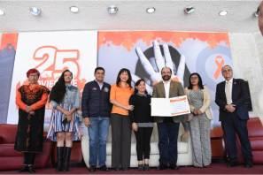 Inicia LXIV Legislatura de Hidalgo, jornada de activismo para la eliminación de violencia contra mujeres