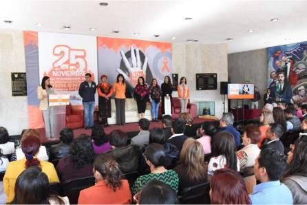 Inicia LXIV Legislatura de Hidalgo, jornada de activismo para la eliminación de violencia contra mujeres4