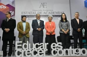 Inicia Segundo Congreso Estatal de Academias organizado por la SEPH1