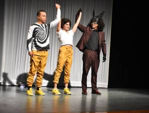Inició temporada de Teatro Escolar 2019-2020-1