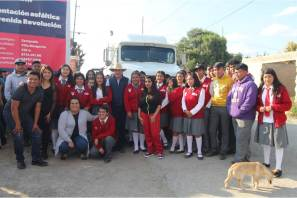 Intensifican en Zempoala trabajos en obras de infraestructura y atención ciudadana