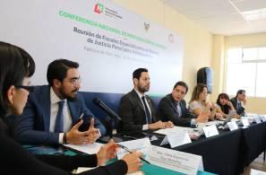 La PGJEH fue sede de la primera reunión de fiscales especializados en materia 3