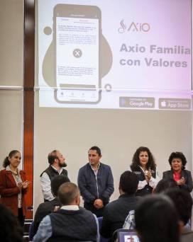 "Lanza Mineral de la Reforma, plataforma ""Familia con Valores""4"