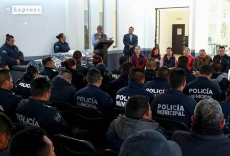 Municipio de Tizayuca podrá concursar por más recursos de FORTASEG1