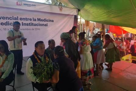 Noveno Encuentro Vivencial de Intercambio de Experiencias entre la Medicina Tradicional e Institucional4