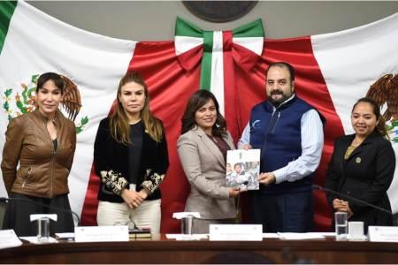 Presenta Alejandro Habib Nicolás primer informe anual de actividades como titular de la CDHEH2